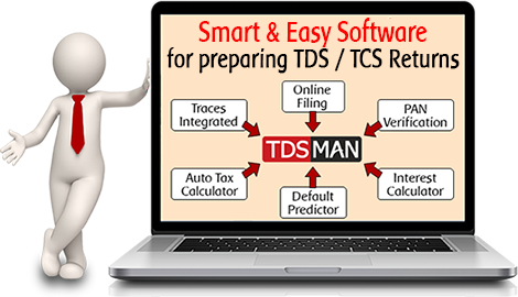 TDS software for preparing TDS returns